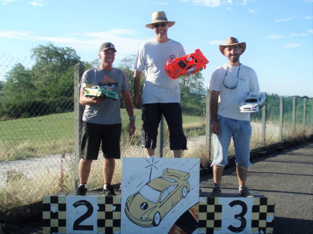 1er Mini GP - 29 août 2015 - 1/10 Compet.
