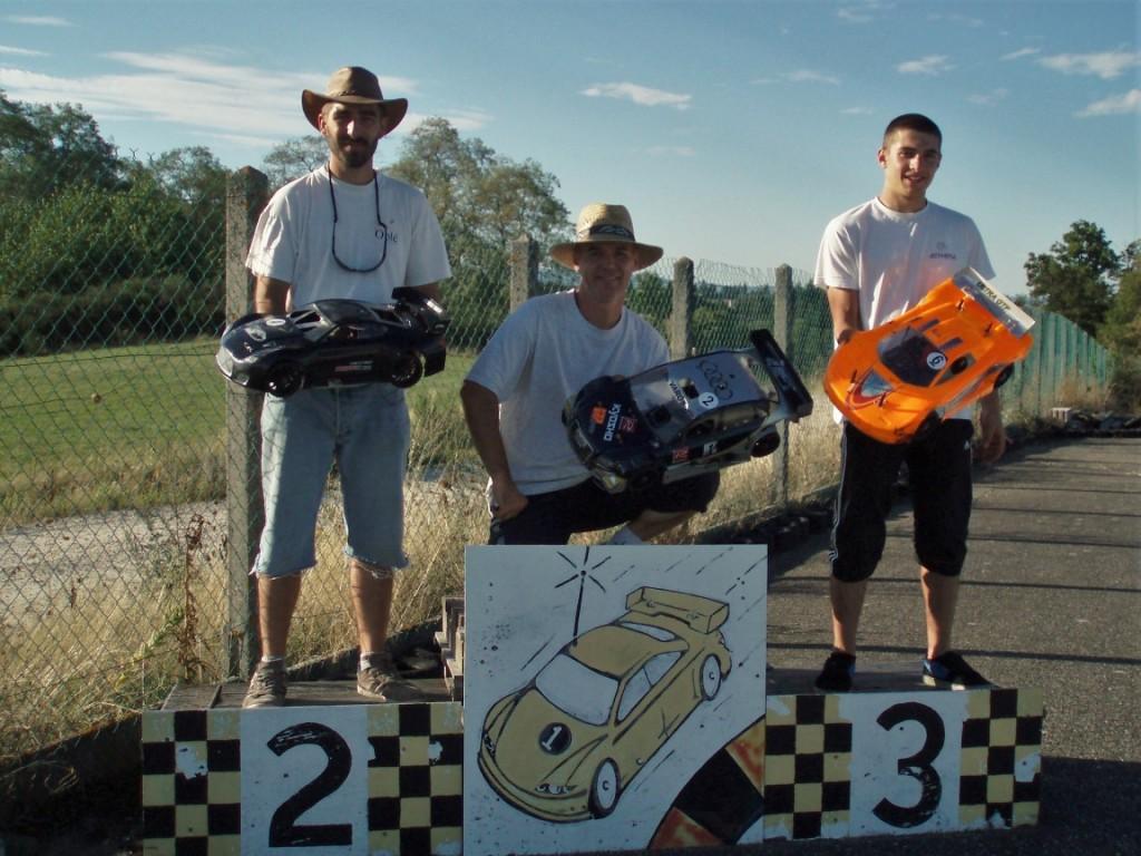 1er Mini GP - 29 août 2015 - 1/8 Rally Game
