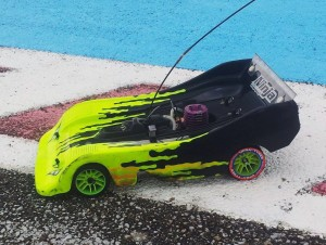 1/8 - Power Racing XR8 de David L.