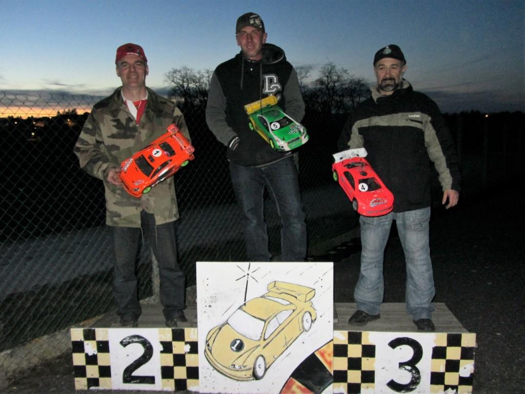 4ème Mini GP - 26 mars 2016 - 1/10 Compet.