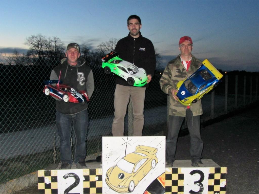 4ème Mini GP - 26 mars 2016 - 1/8 GT Compet.