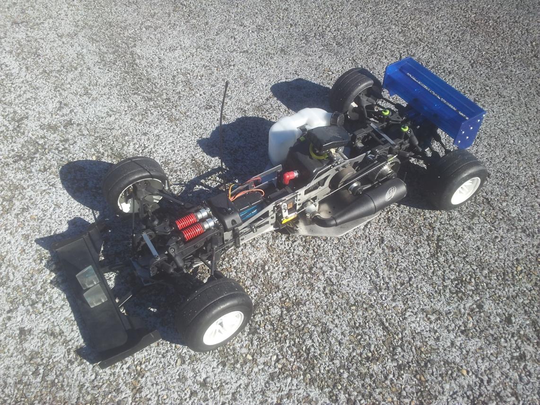 Châssis FG F1
