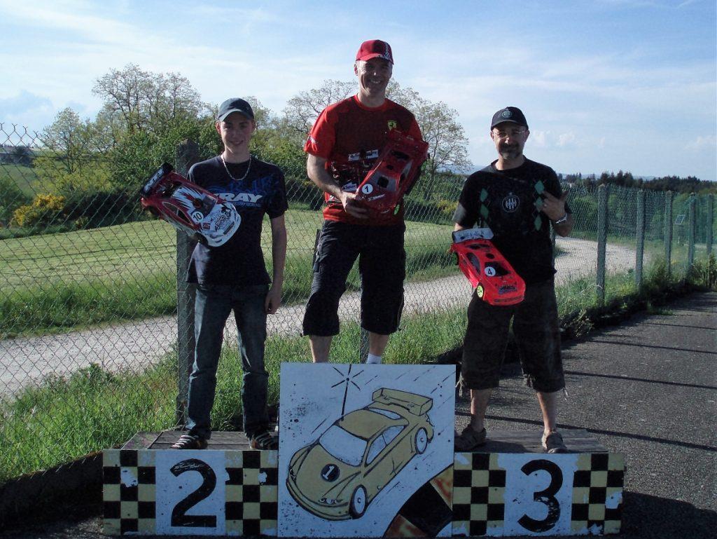 6ème Mini GP - 21 mai 2016 - 1/10 Compet.