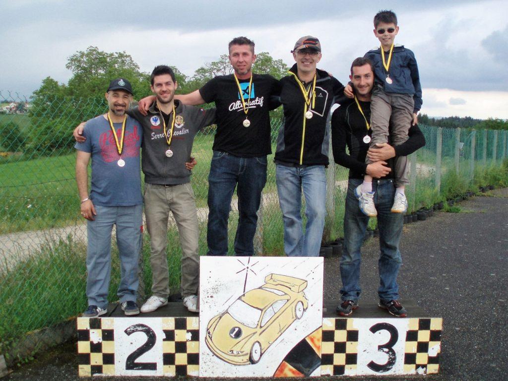 Endurance 2016 - 4 juin 2016 - Podium bonus