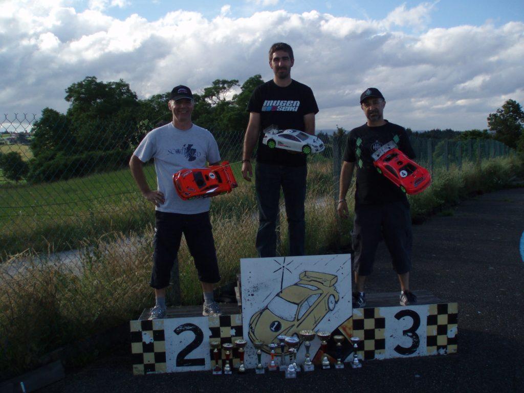 7ème Mini GP - 2 juillet 2016 - 1/10 Compet