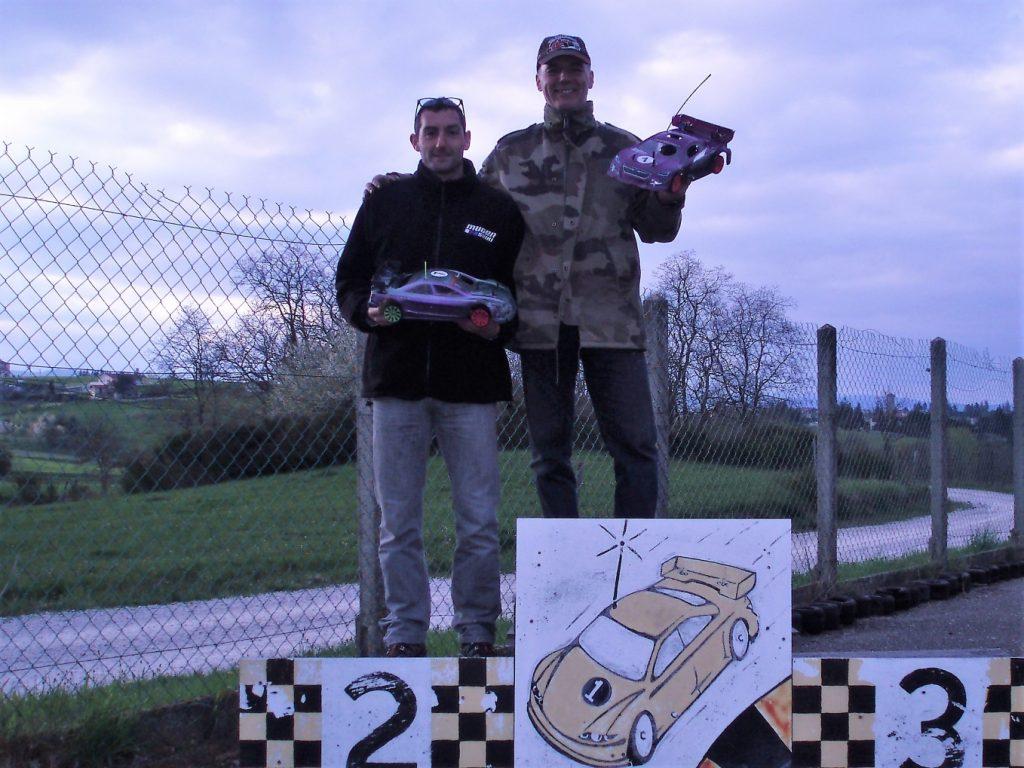 5ème Mini GP - 15 avril 2017 - 1/10 Compet.
