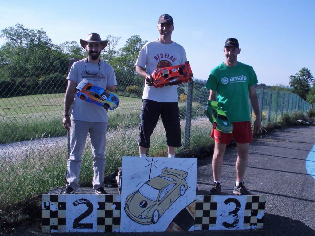 6ème Mini GP - 27 mai 2017 - 1/10 Compet