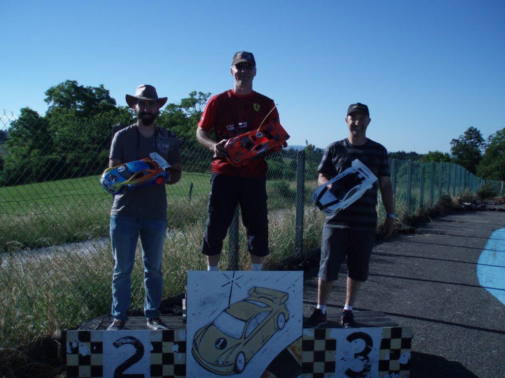 7ème Mini GP - 10 juin 2017 - 1/10 Compet