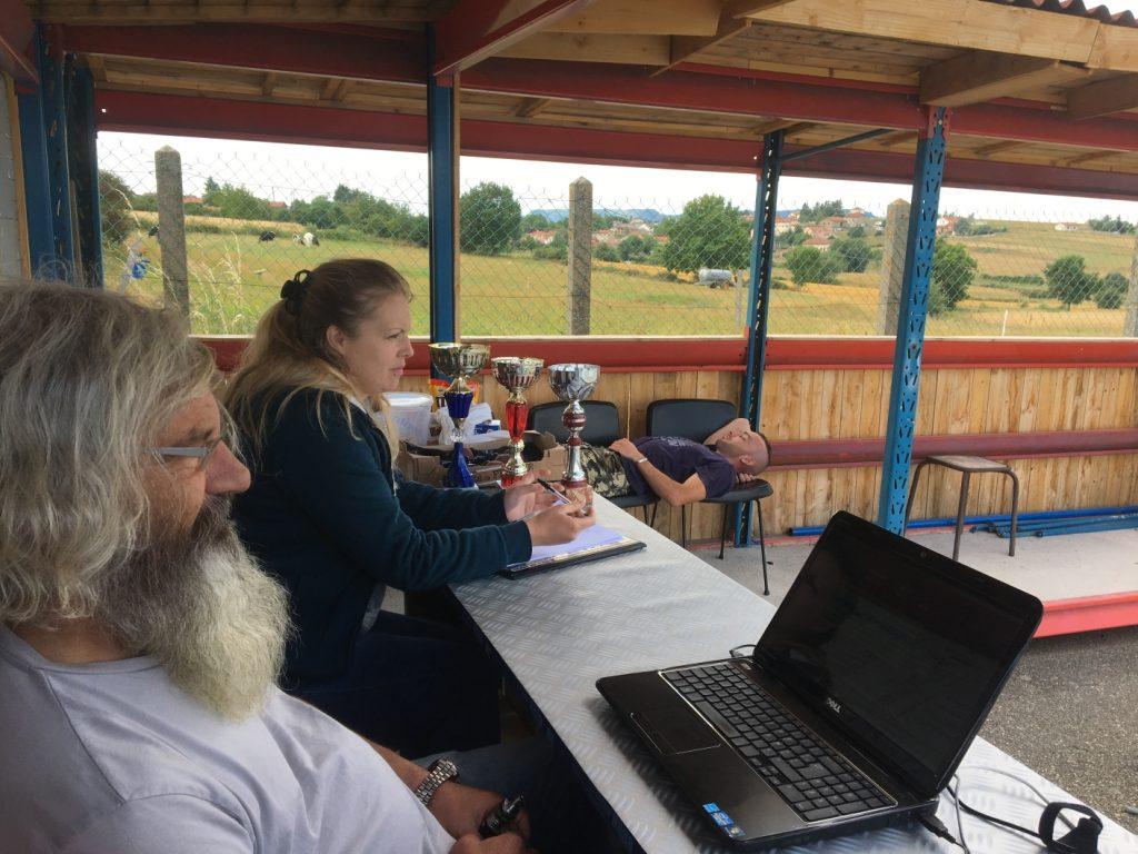 Coupe de Loucéa 2017 - Le comptage 1