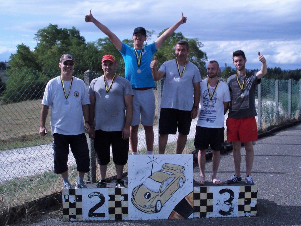 Podium - 12ème Endurance - 05/08/2017 (2)