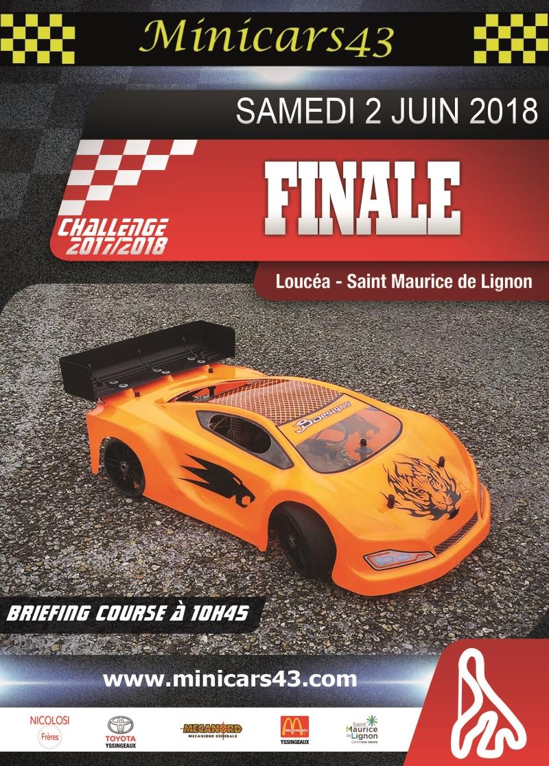 Affiche Finale 2017/2018