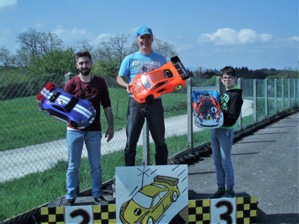 6ème Mini GP - 5 mai 2018 - GT8 Compet.