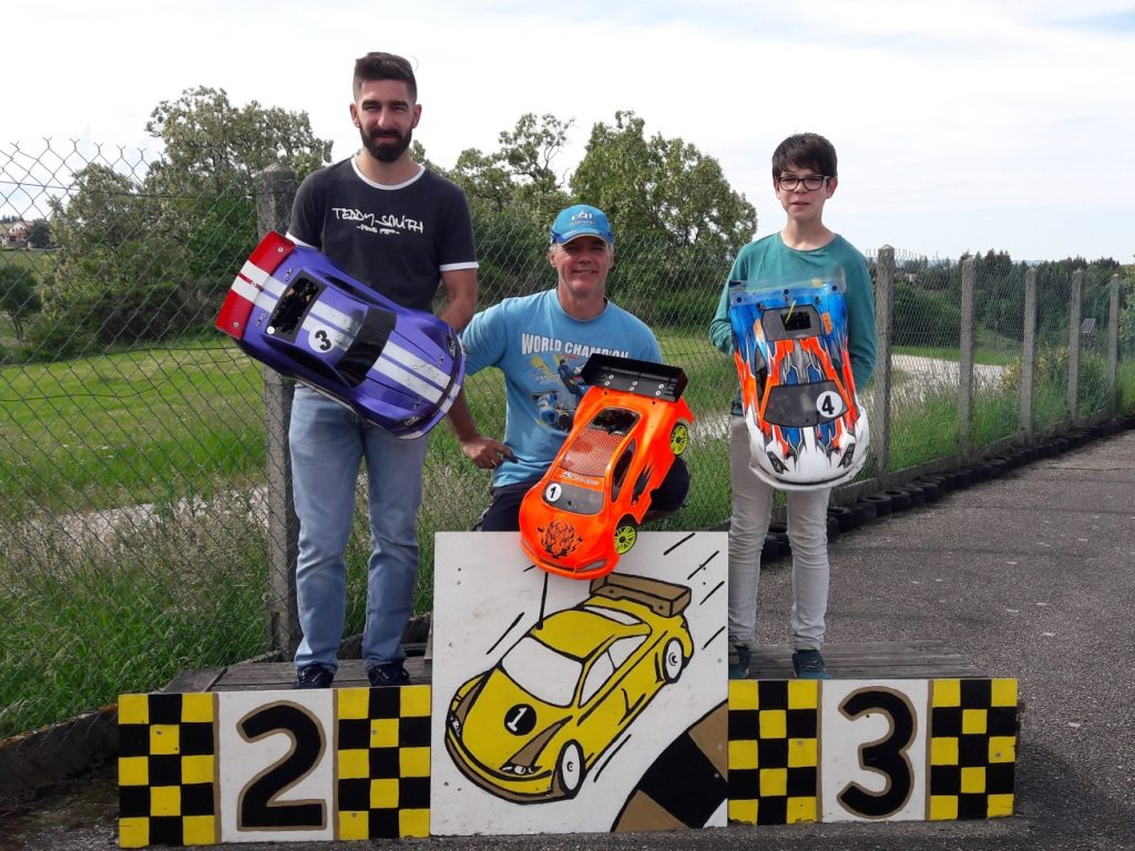 Finale - 2 juin 2018 - GT8 Compet.