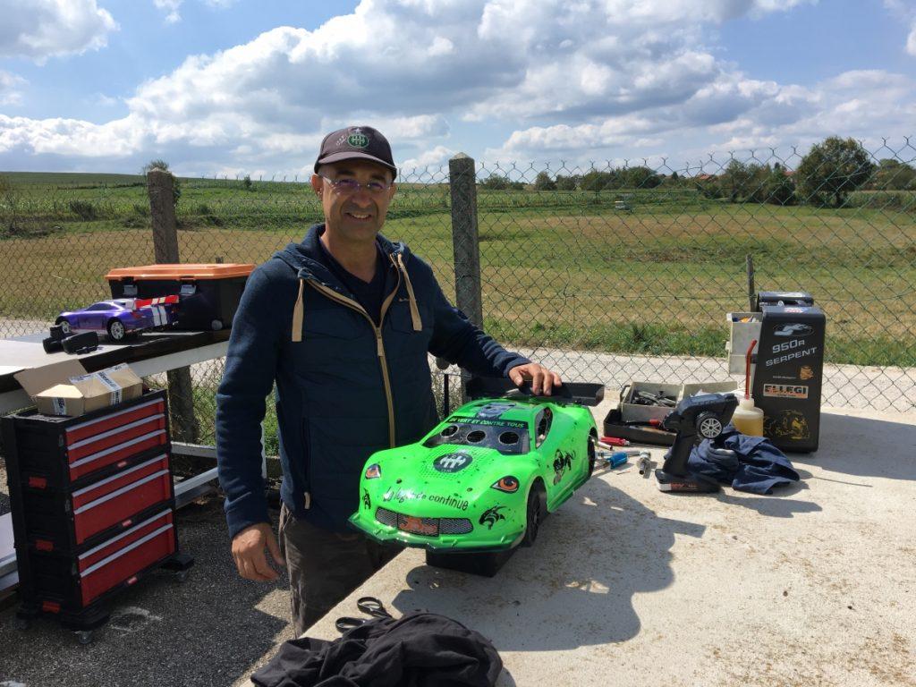 1er Mini GP - 1er septembre 2018 - Les stands 4