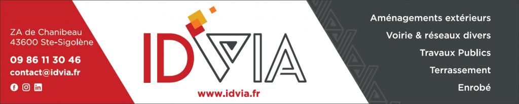 Logo IDVia